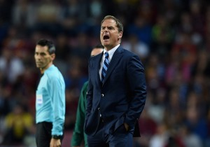 Europa League - Inter, De Boer commenta la sconfitta