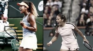 Naomi Osaka vence Kasatkina e conquista o título em Indian Wells (2-0)