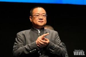 Baño de masas para Mr.Chen