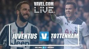 Terminata Juventus - Tottenham, LIVE Champions League 2017/18 (2-2): Tutto rimandato a Londra!