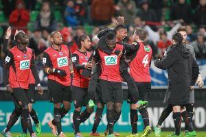 Coppa di Francia, fuori Lorient e Valenciennes