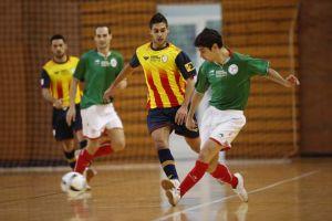 Catalunya hace los deberes ante una aguerrida selección vasca