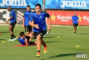 """Gerard Moreno: """"Hay competencia sana en todas las posiciones"""""""