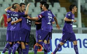 Manita inutile, la Fiorentina perde la Champions al fotofinish