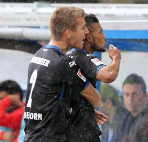 Mainz secure draw at Paderborn with injury time penalty