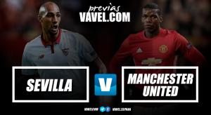 Champions League, Siviglia e Manchester United di fronte per la prima volta