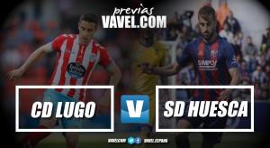 Previa CD Lugo - SD Huesca: ganar para ascender