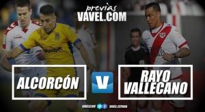 Previa Alcorcón - Rayo Vallecano: derbi con sabor a despedida