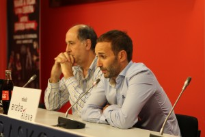 """Sito Alonso: """"Me ha gustado el carácter del equipo"""""""