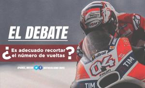 El debate: ¿es acertado reducir el número de vueltas en las carreras?