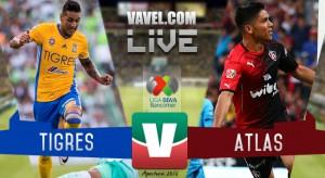 Tigres y Atlas apaciguan el 'Volcan' con empate
