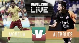Triunfo contundente de Monarcas sobre Alebrijes en Copa MX