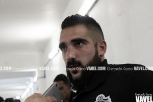 """Damián Escudero: """"El gol me viene muy bien anímicamente"""""""