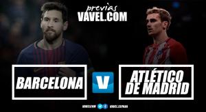 Barcellona - Atletico Madrid, snodo cruciale