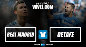 Previa Real Madrid - Getafe: a ligar, pensando en Paris