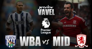 West Brom - Middlesbrough:  La confirmación de un buen arranque