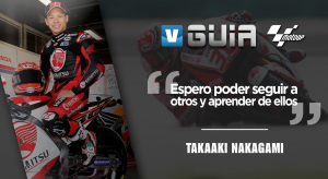 Guía VAVEL MotoGP 2018: Takaaki Nakagami, la esperanza japonesa