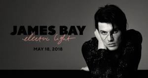 James Bay anuncia fecha de lanzamiento de su segundo álbum