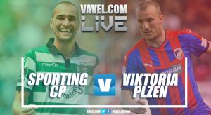 Resumen Sporting CP 2 - 0 Viktoria Plzen en UEFA Europe League 2017/2018
