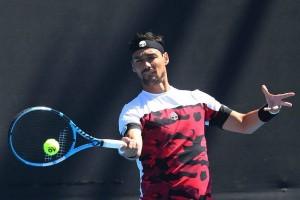 ATP San Paolo - Fognini trionfa, piegato Jarry in rimonta