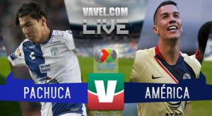 Resultado y goles del Pachuca 1-3 América en Liga MX 2018
