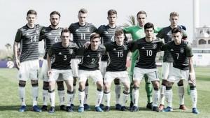 El futuro de la selección alemana sufre en el Mundial Sub-17
