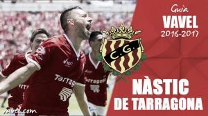 Gimnàstic de Tarragona 2016/2017: un paso adelante