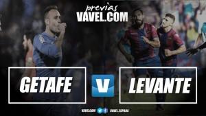 Previa Getafe CF - UD Levante: sumar, sumar y volver a sumar