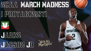 NCAA March Madness 2018 - I protagonisti: Jaren Jackson Jr.