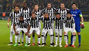 Juventus: hombre a hombre