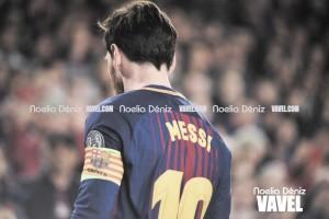 Un Messi centenario acaba con el Chelsea