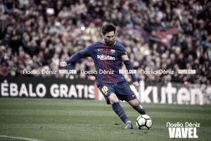 Un Messi imparable