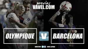 Previa Olympique de Lyon F - FC Barcelona F: Batalla de gladiadoras