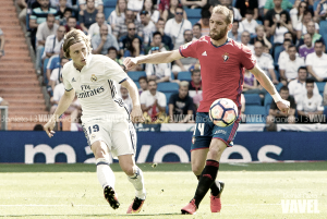 Marcelo, Modric y Carvajal son convocados para viajar a Pamplona