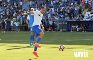 Sandro, el hombre gol del Málaga
