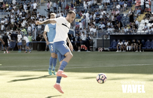 La figura del rival: Sandro Ramírez