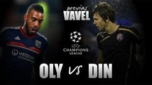 Champions League - È di nuovo Lione-Dinamo Zagabria