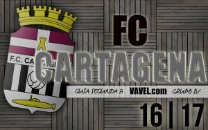 Guía VAVEL FC Cartagena 2016/17