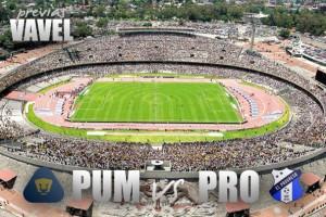 Previa Pumas - Honduras Progreso: equipos catrachos sufren en C.U.