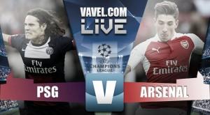 Reparto de puntos en el Parque de los Príncipes entre PSG y Arsenal