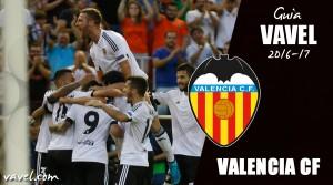Valencia CF 2016/2017: ¿volará el murciélago?
