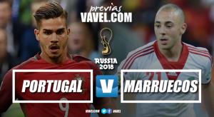 Previa Portugal - Marruecos: ganar único objetivo