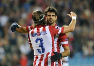 Chelsea: ufficiale Diego Costa e Filipe Luis, Demba Ba va al Besiktas