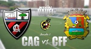 Arenas Club - CF Fuenlabrada: especial inicio