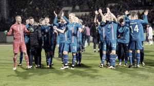 Esto es... ¡Islandia!