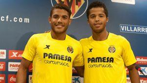 Los hermanos Dos Santos convocados