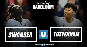 Previa Swansea - Tottenham: camino a Wembley