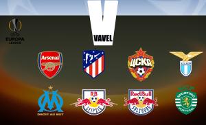 Sorteo Europa League 2018 en vivo: cruces cuartos de final en directo online