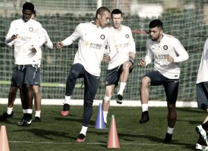 Inter, i nerazzurri iniziano a preparare la sfida all'Udinese