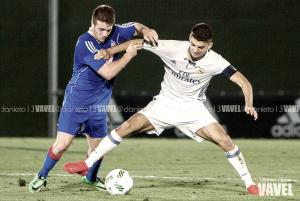 El Castilla no pudo pasar del empate ante el Gernika